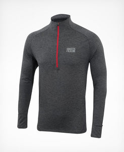 HUUB DS TRAINING LONG SLEEVE TOP WITH ZIP - MENS