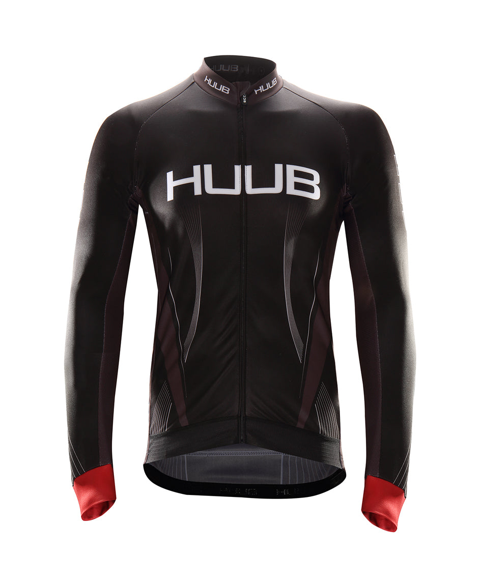 LONG SLEEVE THERMAL CYCLE JERSEY - MENS