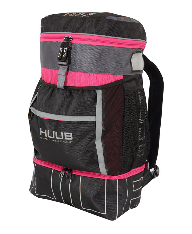 HUUB TRIATHLON TRANSITION RUCKSACK - PINK