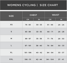 Load image into Gallery viewer, ALL ELEMENTS CYCLING JACKET - WOMENS