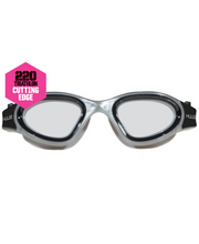 Load image into Gallery viewer, HUUB APHOTIC SWIM GOGGLE - SILVER