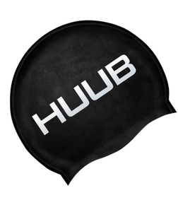 HUUB SILICONE SWIM CAP - VARIOUS COLOURS