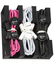 Load image into Gallery viewer, HUUB ELASTIC LACE LOCKS (3 PACK) - TWO COLOR