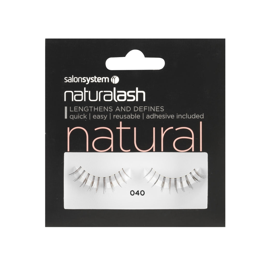 Naturalash Strip Lashes Natural 020