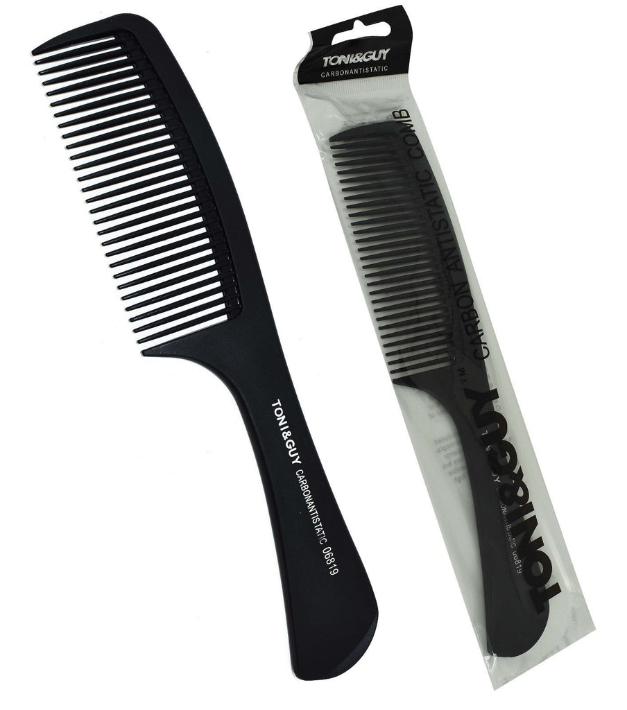 TONI & GUY 06819 - Carbon Anti Static Comb