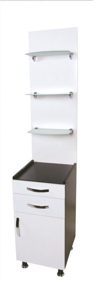 Argosy - Hairdresser Barber Storage Cabinet - Salon's Furniture
