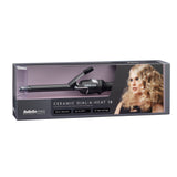 BaByliss PRO Ceramic Dial-A-Heat Curling Tong 16mm