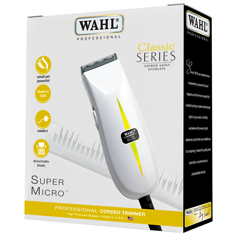 Wahl Super Micro Trimmer