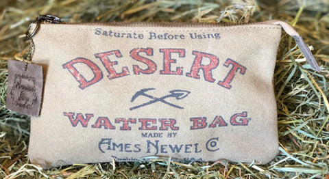 Desert Waterbag Cosmetic