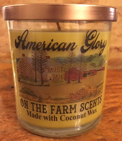 On The Farm Scents- Candles