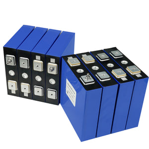 8PCS 3.2V 150Ah Lithium Iron Phosphate Cell lifepo4 battery 24V150AH 12V300Ah
