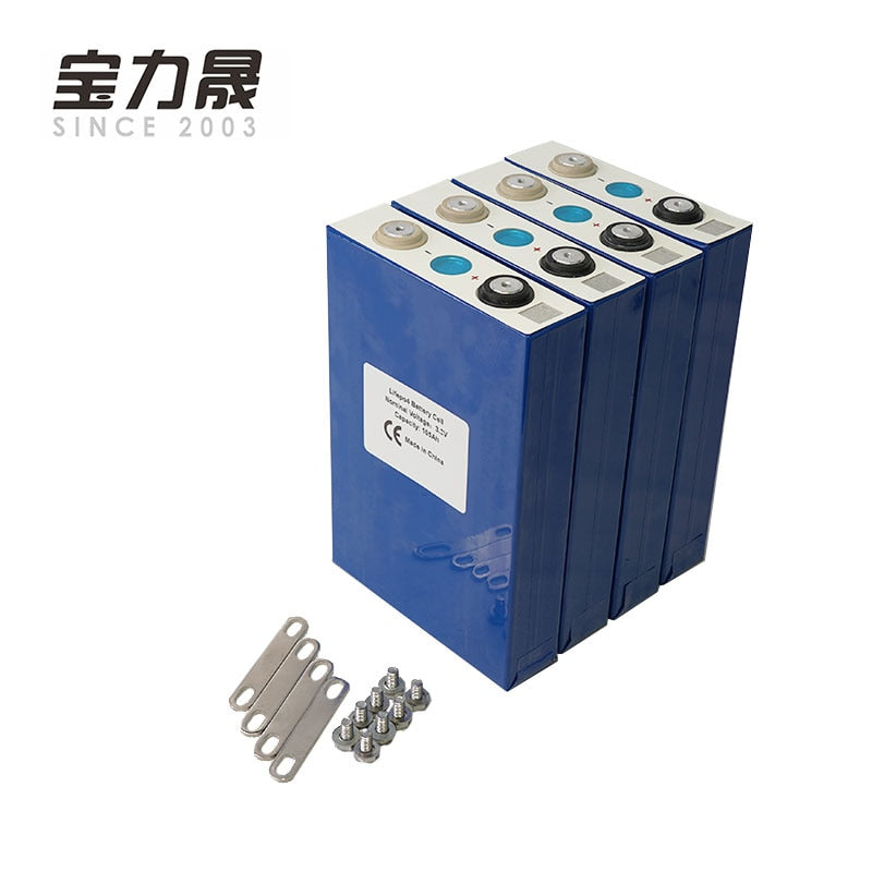 2019 NEW 3.2V 75Ah Lithium iron phosphate lifepo4 battery Prismatic CELL 80Ah for EV RV solar TAX FREE UPS or FedEx