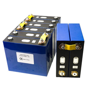 Grade A 3.2V 120Ah Lithium Iron Phosphate LiFePO4 Battery Cell