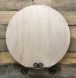 18 inch Circle with mounting holes