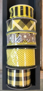 Bumblebee Ribbon Stack