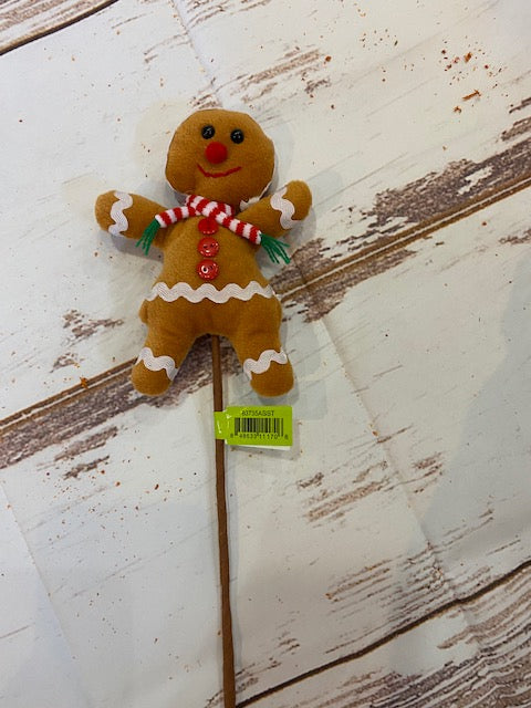 Gingerbread Pick