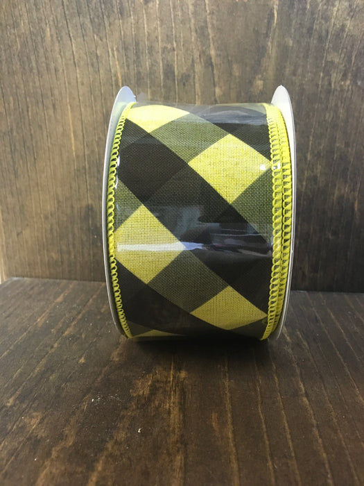 Yellow/Black Ribbon