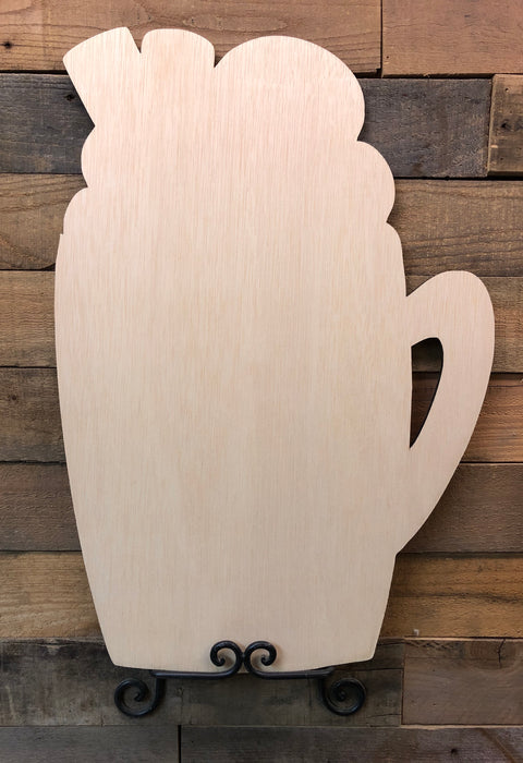 VIP October Latte Mug Cut Out