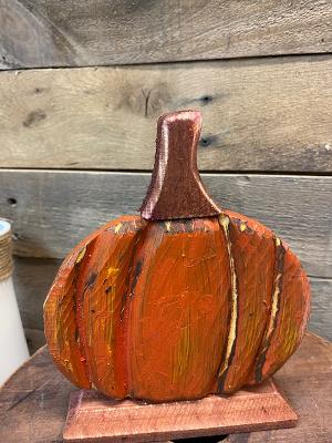 Rustic Pumpkin Medium