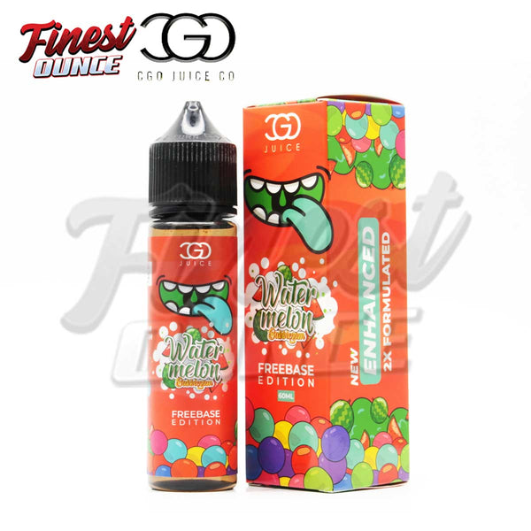 CGO - Watermelon Bubblegum (FREEBASE) 60mL