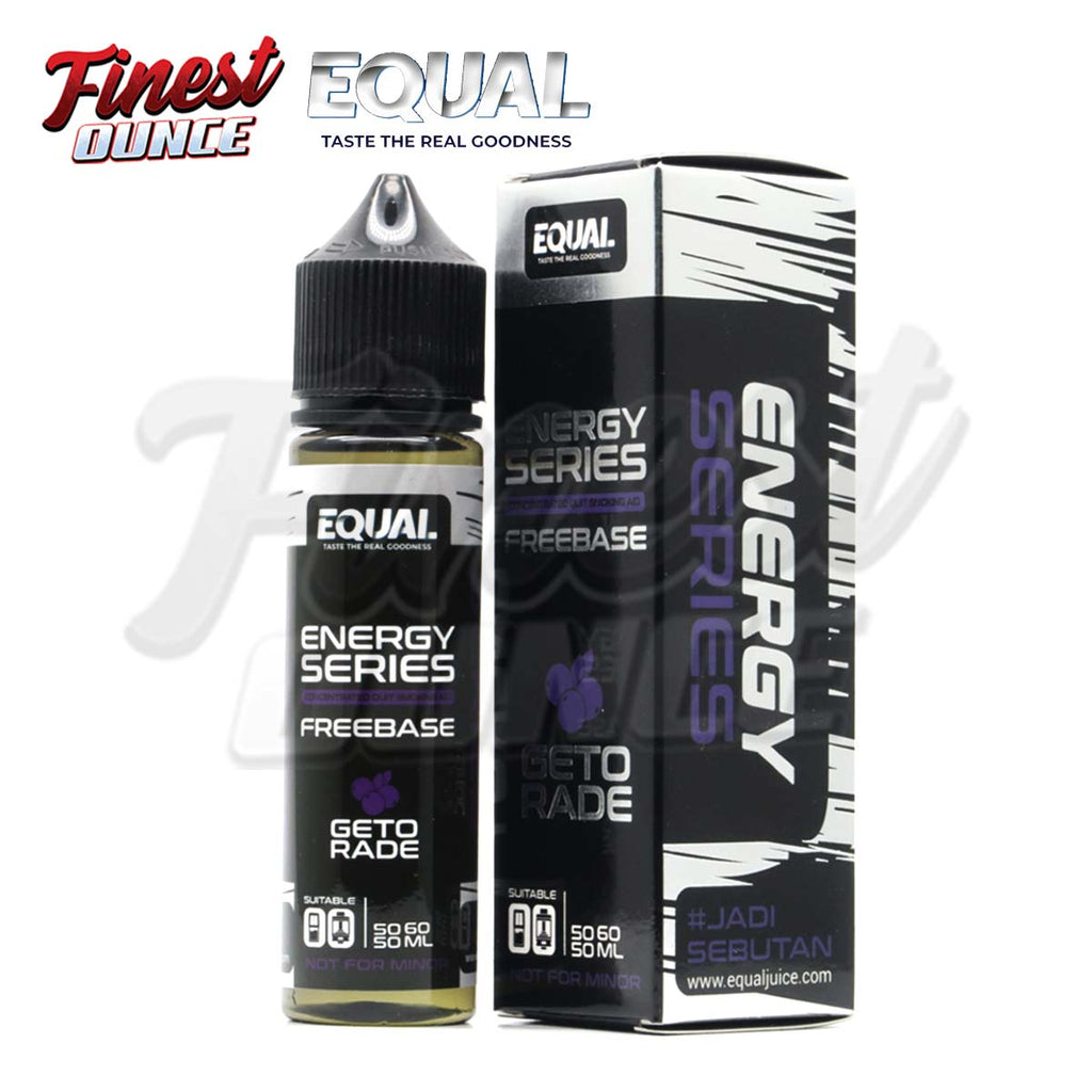 Equal Energy - Gatorade (FREEBASE) 60mL