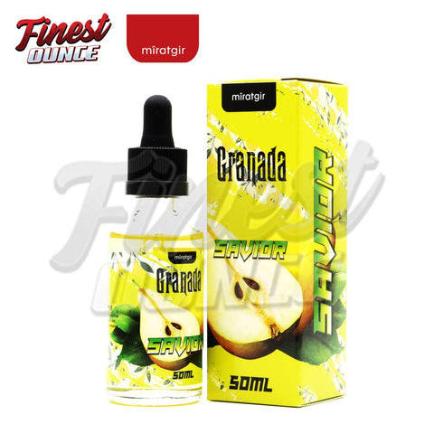 Granada Savior (FREEBASE) 50mL - Finest Ounce Vape Store