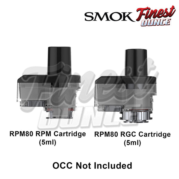 SMOK RPM 80 RGC Cartridge 5mL