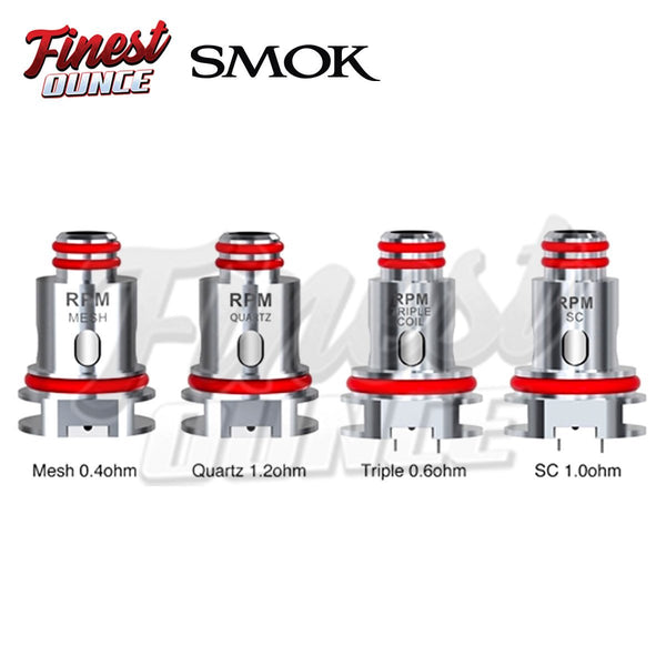 SMOK RPM40 - Replacement Coils (1pc/5pcs)