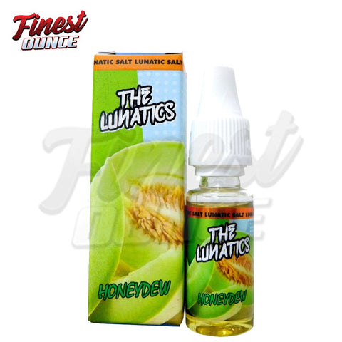 The Lunatics - Honeydew (SALT) 10mL - Finest Ounce Vape Store