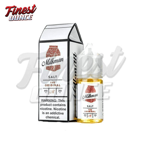 Milkman - Original (SALT) 10mL - Finest Ounce Vape Store