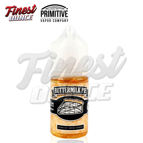 Opmh Project - Butter Milk Pie 10mL (Salt) - Finest Ounce Vape Store