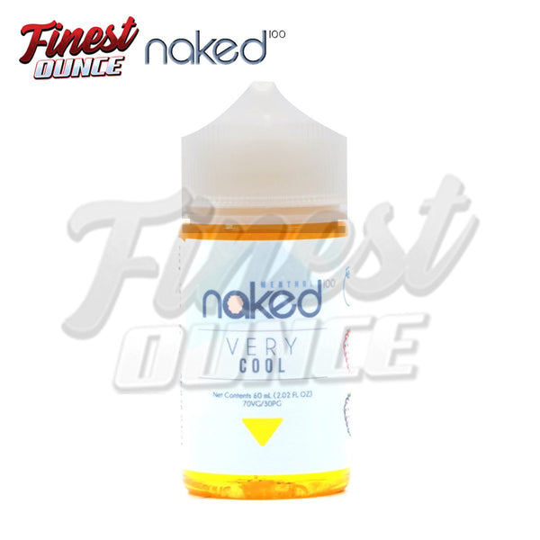 Naked 100 - Very Cool (FREEBASE) 60mL