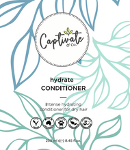 Load image into Gallery viewer, Hydrate Conditioner 250ml - Captivate & Co.