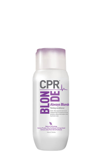 CPR Always Blonde Toning conditioner 300ml