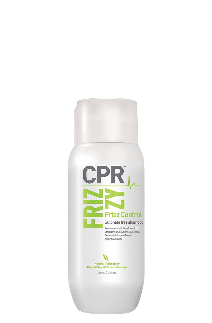 CPR Frizz Control Sulphate Free Shampoo 300ml