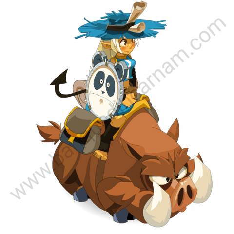 Dofus Touch Personnage Osamodas