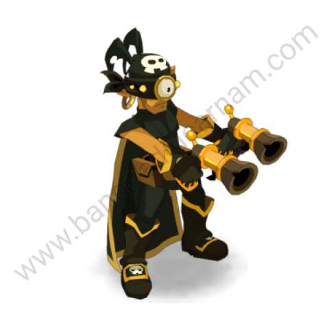 Dofus Touch Personnage Roublard