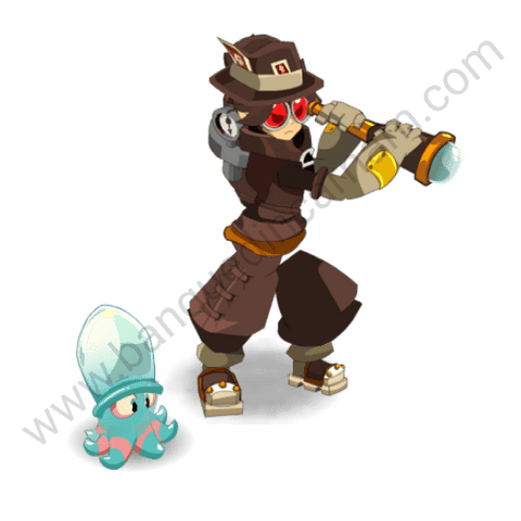 Dofus Touch Personnage Steamer
