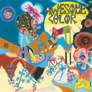 Awesome Color - Electric Aborigines LP
