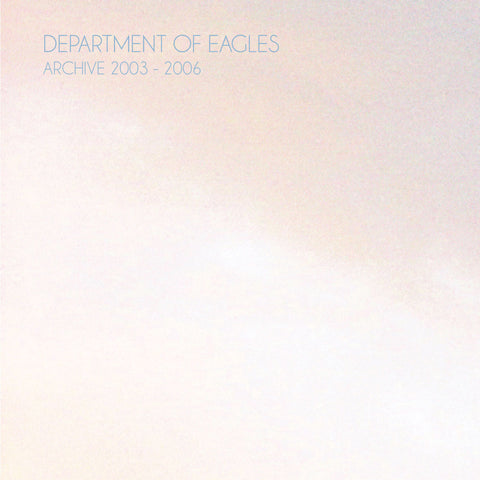 Department of Eagles - Archive 2003-2006 CD