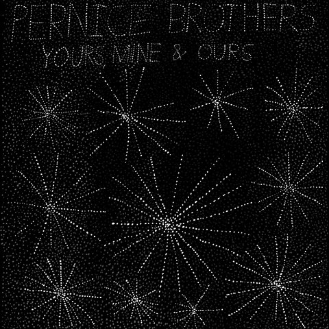Pernice Brothers - Yours, Mine & Ours limited edition color LP