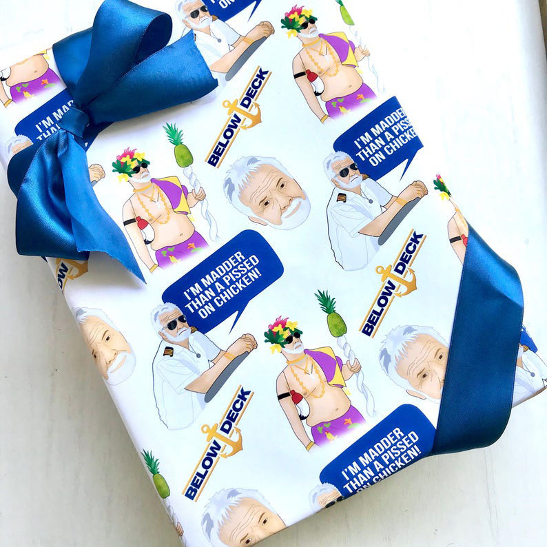 Christmas Wrapping Paper Basic I18/3 Rolls