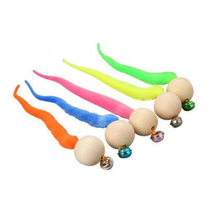 Wiggly Balls Cat Bell Toys