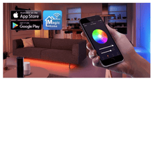 Load image into Gallery viewer, Smart RGB LED Strip Lights