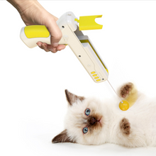 Load image into Gallery viewer, Interactive Funny Play Cat Toy Gun