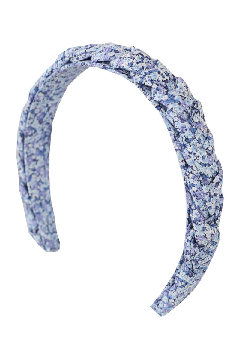 Braided Headband Azul