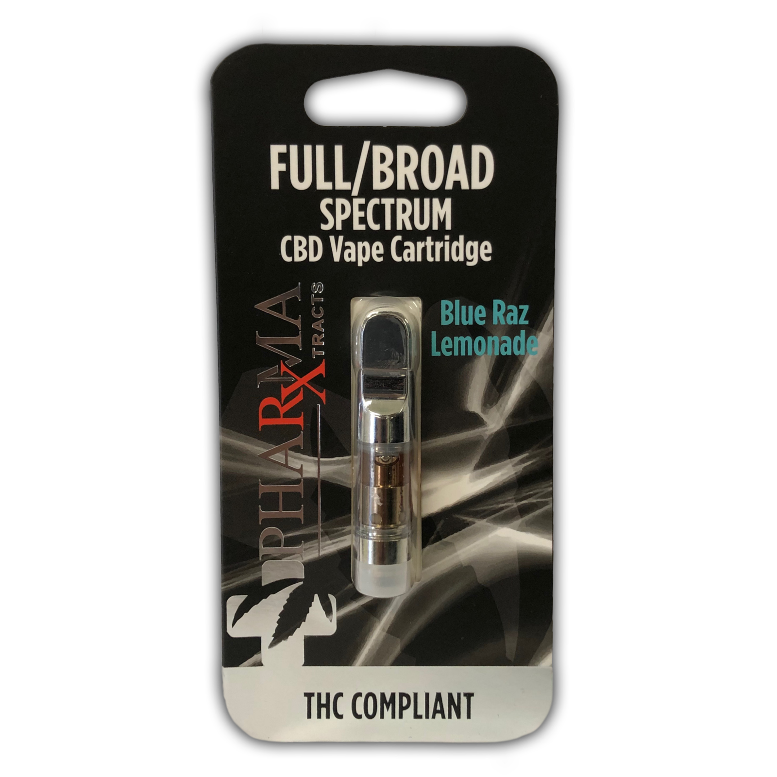 Full/Broad Spectrum Vape Cartridge