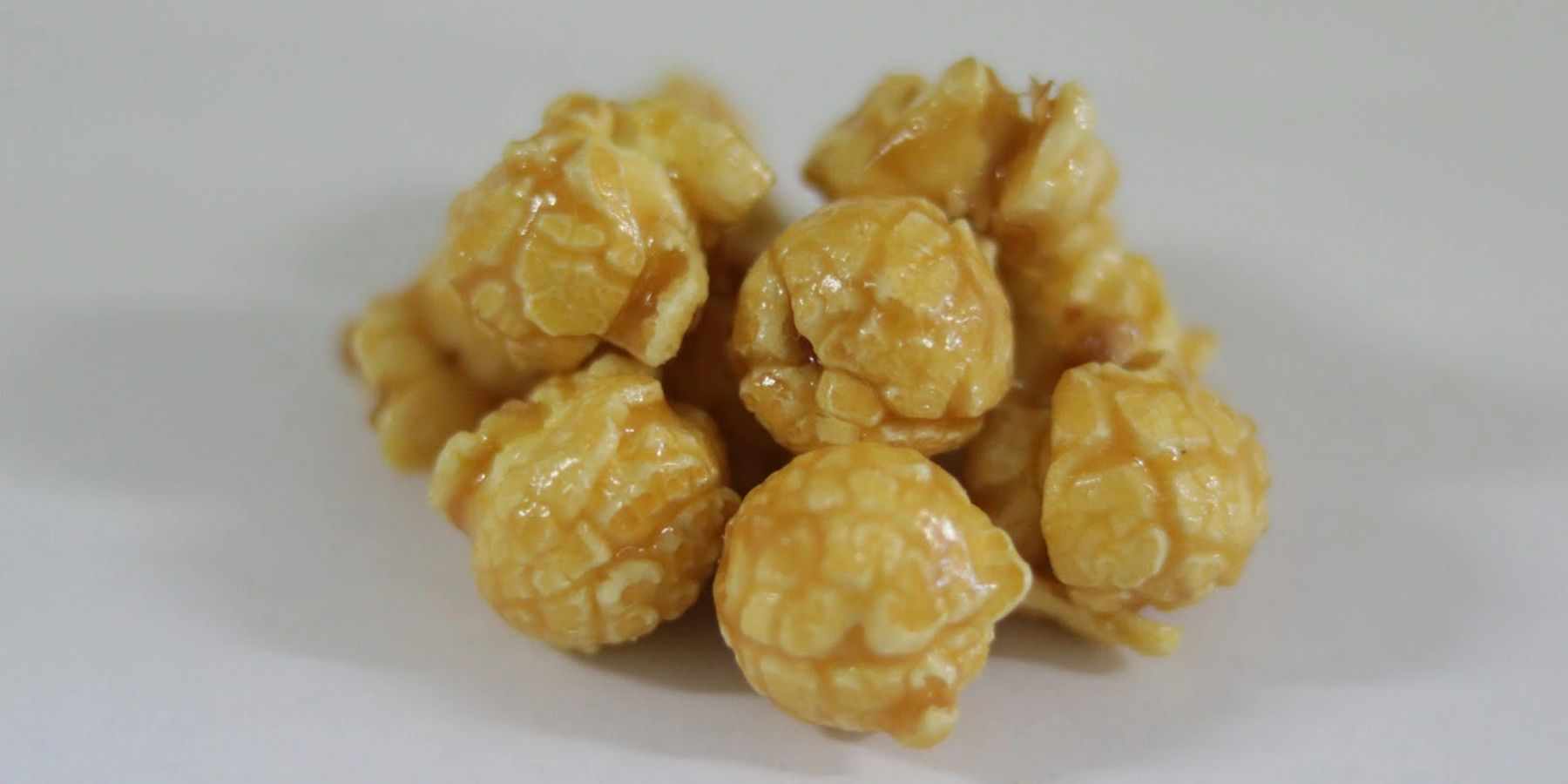 CBD Infused Popcorn ~ Caramel 125mg