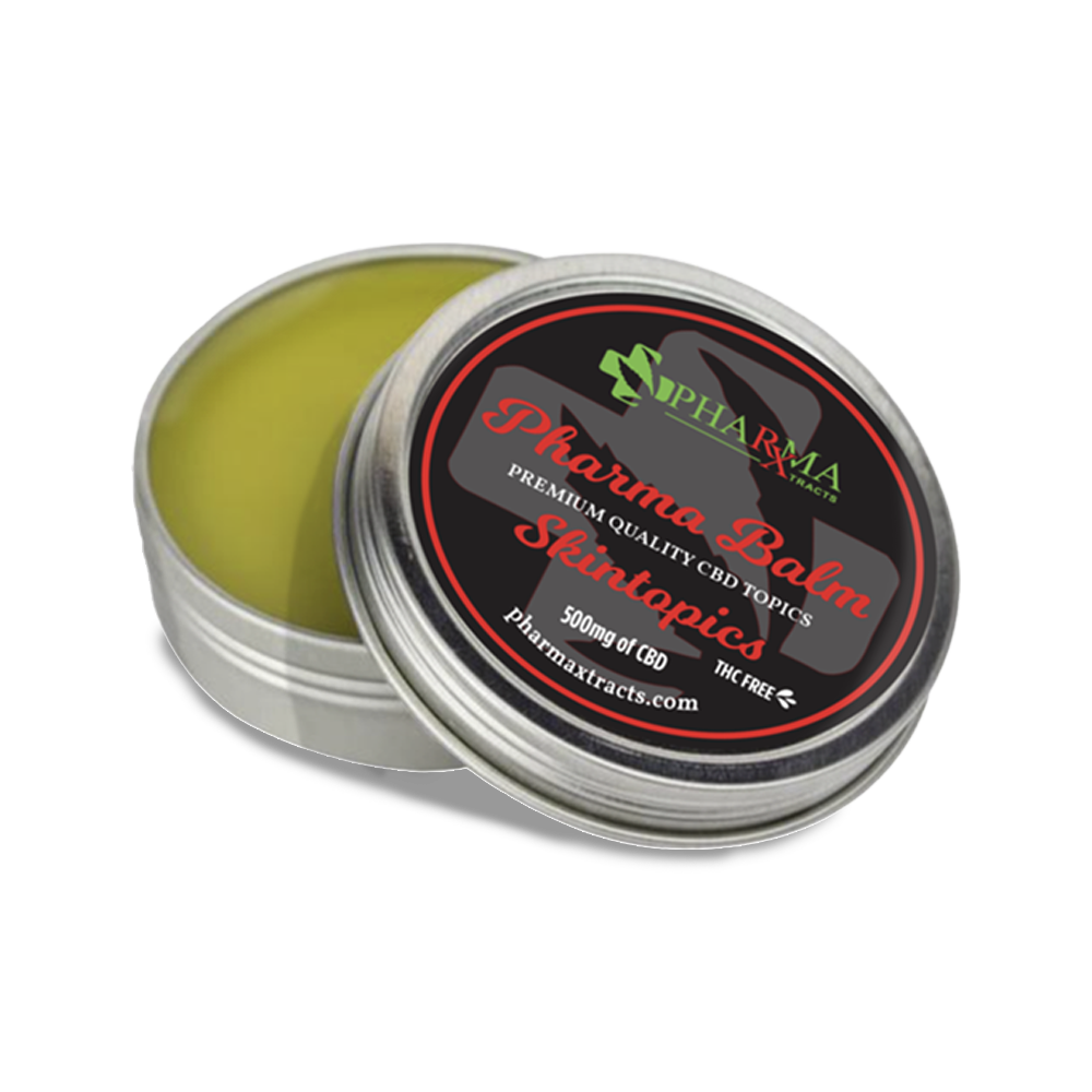 CBD Pharma Balm – joint and muscle pain rub