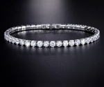 French Riviera Tennis Bracelet